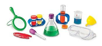 Learning Resources Primary Science Set WYF078276530816