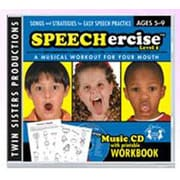 Twin Sisters Productions Speechercise Level 2 Cd