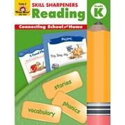Evan-Moor Reading Kindergarten Prek K Book
