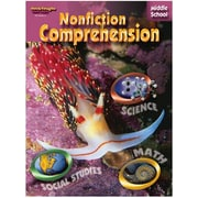 Houghton Mifflin Harcourt Nonfiction Comprehension Middle Book
