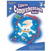 Houghton Mifflin Harcourt Exploring Comprehension Skills Grade 3 Book