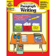 Evan-Moor Paragraph Writing Grade 2-4 Book
