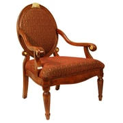 Royal Manufacturing Cotton Arm Chair