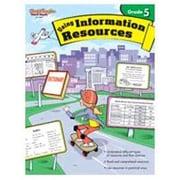 Houghton Mifflin Harcourt Using Information Resources Grade 5 Book