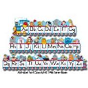 Carson Dellosa Publications Alphabet Train Zaner Bloser Letters