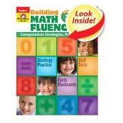 Evan-Moor Math Fluency Grade 2 Book