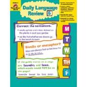 Evan-Moor Daily Language Review Grade 5 Book