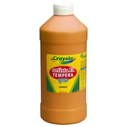 Crayola Tempera Paint 32 Oz Yellow