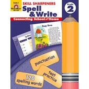 Evan-Moor Spell and Write Grade 2 Book