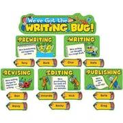 Teacher Created Resources Weve Got The Writing Bug Mini Bb Bulletin Board Cut Out