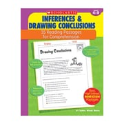 Scholastic Inferences and Drawing Conclusions Book