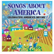 Kimbo Educational Songs About America Celebrating CD