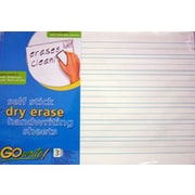 Pacon Creative Products Dry Erase Sheets Lined