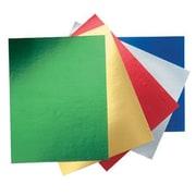 Pacon Creative Products Metallic Foil Board 22x28 Asst 25pk