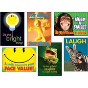 Trend Enterprises Attitude & Smiles Combo Argus Poster Set