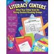 Creative Teaching Press Literacy Centers Gr 3-5