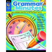 Creative Teaching Press Grammar Minutes Grade 2 Book