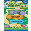 Creative Teaching Press Following Directions Gr 5-6