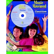 Creative Teaching Press Music and Movement in The Classroom CD