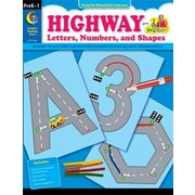 Creative Teaching Press Highway Letters & Numbers