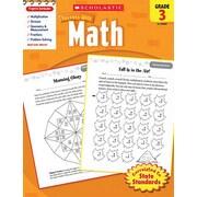 Scholastic Scholastic Success w/ Math Gr 3 Book