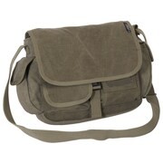Everest Messenger Bag; Olive