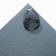 CROWN MATS & MATTING Antistatic Comfort-King Doormat; 24'' x 60''