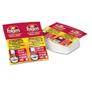 FOLGERS (42 per Carton) Premeasured Regular Coffee Packs, .9oz Packs