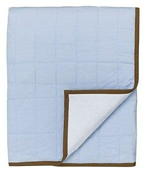 Bacati Metro Quilted Toddler Throw Play Mat;