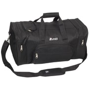 Everest 20'' Classic Travel Duffel; Black