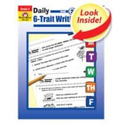 Evan-Moor Daily 6 Trait Writing Grade 2 Book