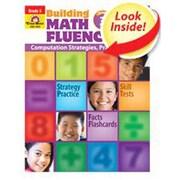 Evan-Moor Math Fluency Grade 3 Book