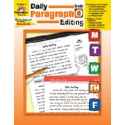 Evan-Moor Daily Paragraph Editing Grade 6 Book