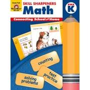 Evan-Moor Math Pre Kindergarten Book