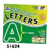 Pacon Creative Products 4 Self-adhesive Letters and Numbers