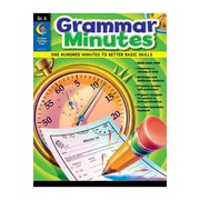 Creative Teaching Press Grammar Minutes Grade 6 Book