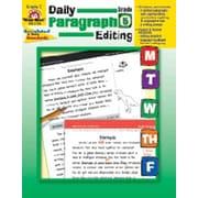 Evan-Moor Daily Paragraph Editing Grade 5 Book