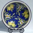Le Souk Ceramique Citronique Design Medium Serving Bowl