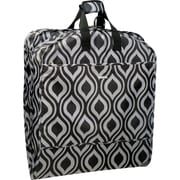 Wally Bags Fashion Print Dress Length Garment Bag; Ogee