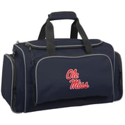 Wally Bags NCAA Collegiate 21'' Gym Duffel; Ole Miss