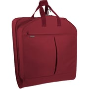 Wally Bags Series 800 Dress Length Garment Bag; Red