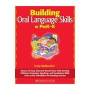 Scholastic Building Oral Language Skills Book