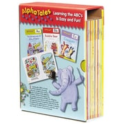 Scholastic Alpha Tales Learning Library Book
