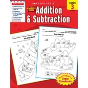 Scholastic Scholastic Success with Addition Book