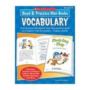 Scholastic Read and Practice Mini-Books Book