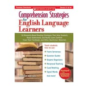 Scholastic Comprehension Strategies for Book