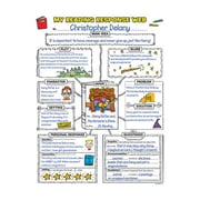 Scholastic Graphic Organizer Posters Reading Poster