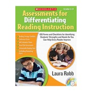 Scholastic Assessments for Differentiating Book