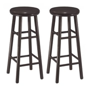 Winsome Swivel 30'' Bar Stool (Set of 2)