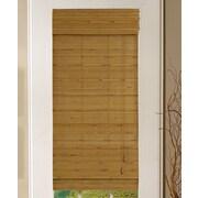 Radiance Capri Bamboo Roman Shade; 71'' W x 64'' L